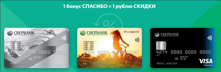 Спасибо от СберБанка — как подключить, как проверить, как потратить